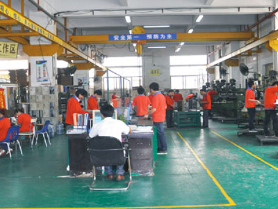 Mold assembly area-EquipMent-ShenZhen JingGongDa Plastic Mould Limited