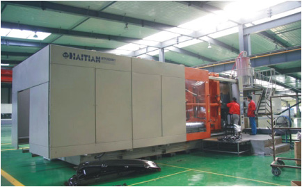 100-2000 ton injection machine-EquipMent-ShenZhen JingGongDa Plastic Mould Limited